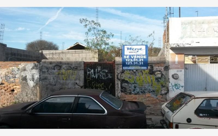 Foto de terreno habitacional en venta en  2032, san juan de guadalupe, san luis potosí, san luis potosí, 755329 No. 01