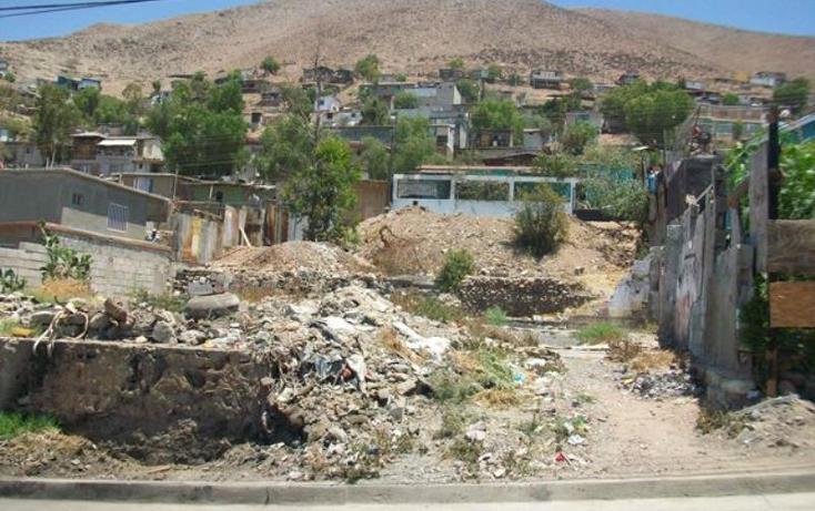 Foto de terreno habitacional en venta en  2034, las praderas, tijuana, baja california, 1611502 No. 04