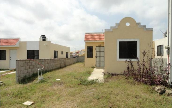 Foto de casa en venta en  2035, monte alto, altamira, tamaulipas, 1782792 No. 01