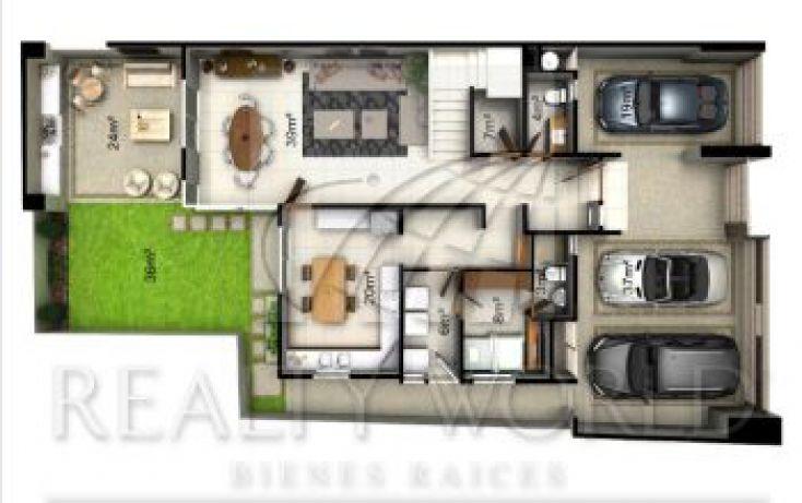 Foto de casa en venta en 204, mirasierra 1er sector, san pedro garza garcía, nuevo león, 1412319 no 04