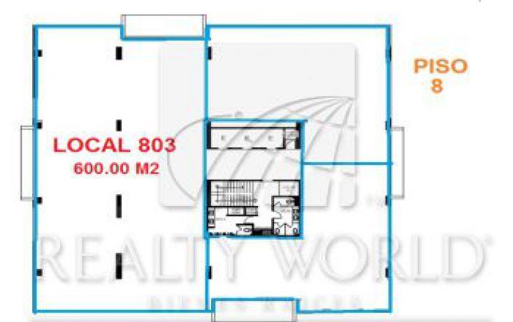 Foto de oficina en renta en 205, colinas de san jerónimo 3 sector, monterrey, nuevo león, 1635761 no 06