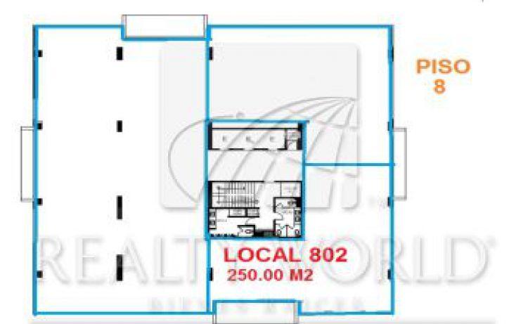 Foto de oficina en renta en 205, colinas de san jerónimo 3 sector, monterrey, nuevo león, 1635765 no 06