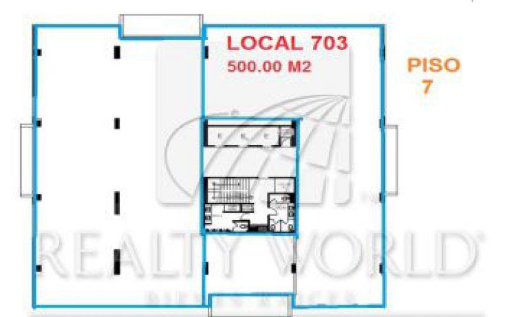 Foto de oficina en renta en 205, colinas de san jerónimo 3 sector, monterrey, nuevo león, 1635769 no 06