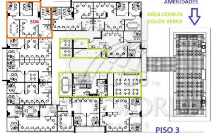 Foto de oficina en renta en 205, colinas de san jerónimo 3 sector, monterrey, nuevo león, 1658361 no 06