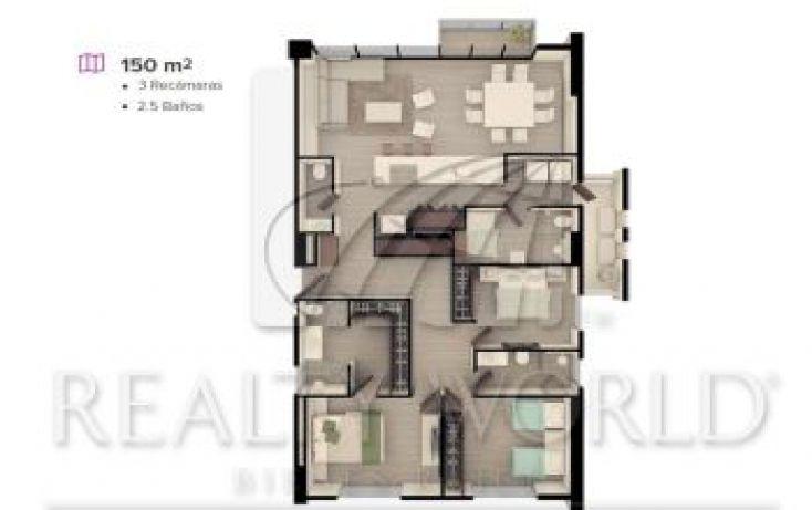 Foto de departamento en venta en 205, colinas de san jerónimo 5 sector, monterrey, nuevo león, 1010823 no 08
