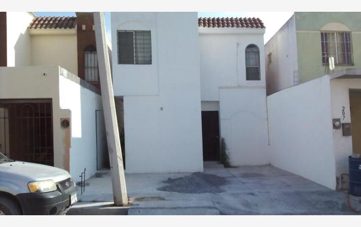 Foto de casa en venta en  205, hacienda las fuentes, reynosa, tamaulipas, 1795842 No. 01