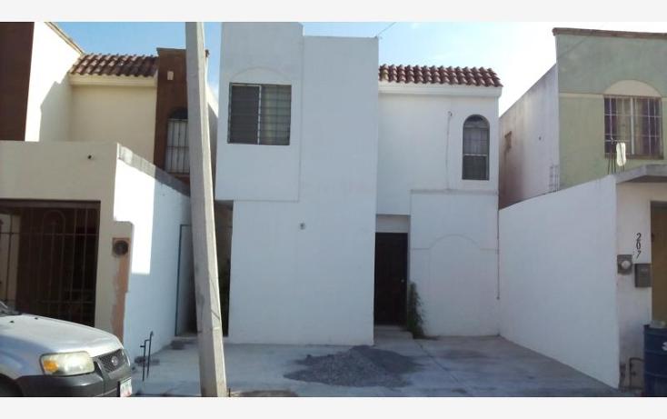 Foto de casa en venta en  205, hacienda las fuentes, reynosa, tamaulipas, 1795842 No. 02