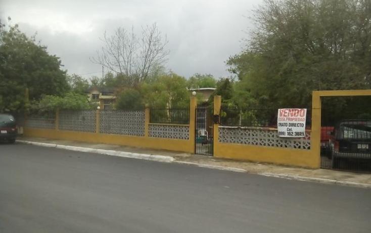 Foto de casa en venta en  205, obrera, reynosa, tamaulipas, 1539926 No. 01
