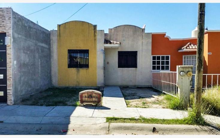 Foto de casa en venta en  206, las mañanitas, mazatlán, sinaloa, 1711018 No. 01