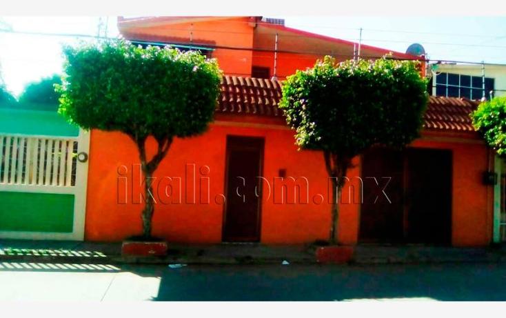 Foto de casa en renta en  206, las vegas, poza rica de hidalgo, veracruz de ignacio de la llave, 2045336 No. 01