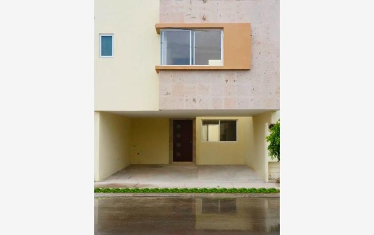 Foto de casa en venta en  206, los álamos, san luis potosí, san luis potosí, 610913 No. 01