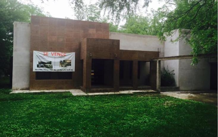 Foto de casa en venta en  206, morelos centro, morelos, coahuila de zaragoza, 1820126 No. 01