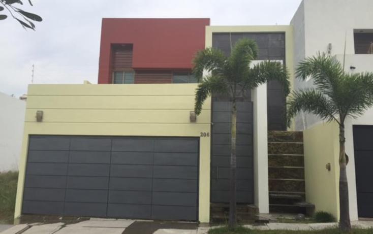 Foto de casa en venta en  206, real santa bárbara, colima, colima, 1491901 No. 01