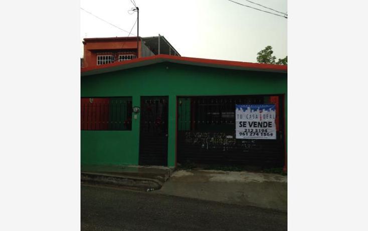 Foto de casa en venta en  206, san pedro progresivo, tuxtla gutiérrez, chiapas, 1047543 No. 13