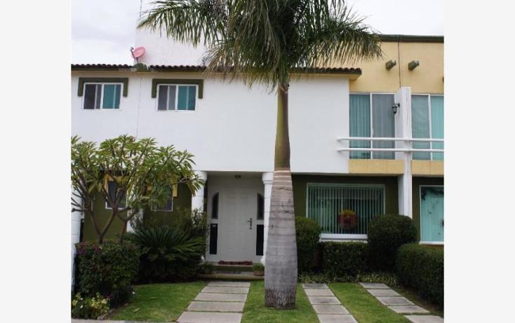 Foto de casa en renta en  2060, palmares, querétaro, querétaro, 1605550 No. 01