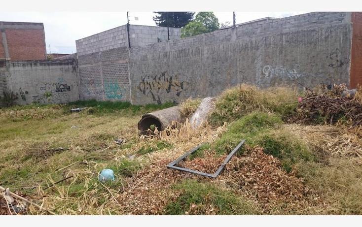 Foto de terreno habitacional en venta en  2075, jaujilla, morelia, michoacán de ocampo, 1745749 No. 01