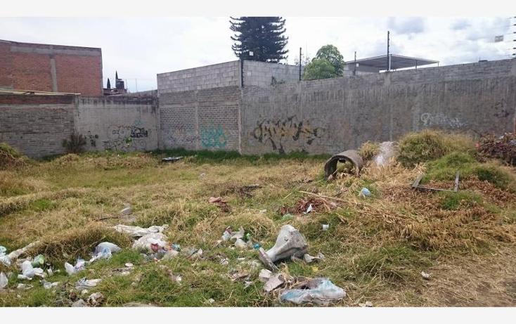 Foto de terreno habitacional en venta en  2075, jaujilla, morelia, michoacán de ocampo, 1745749 No. 02