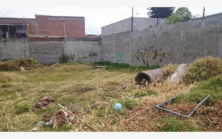 Foto de terreno habitacional en venta en  2075, jaujilla, morelia, michoacán de ocampo, 1745749 No. 03