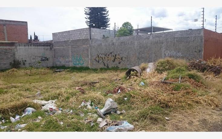 Foto de terreno habitacional en venta en  2075, jaujilla, morelia, michoacán de ocampo, 1745749 No. 04