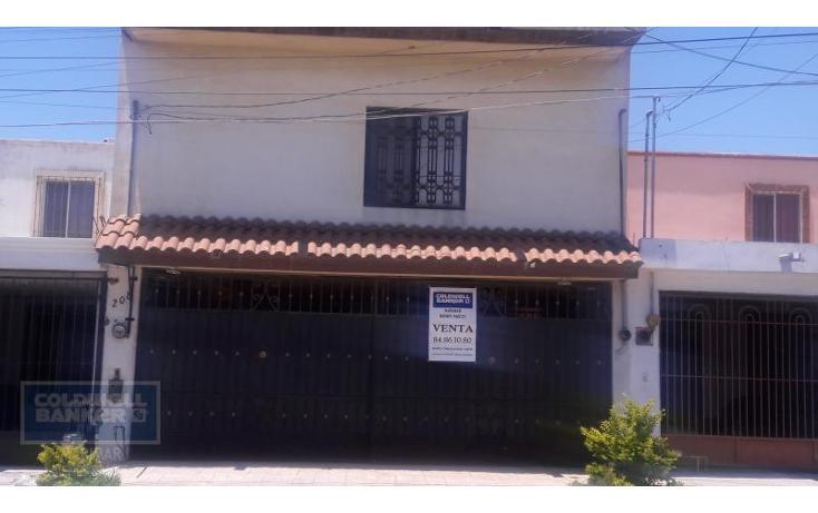 Foto de casa en venta en  208, hacienda los morales sector 1, san nicolás de los garza, nuevo león, 1860546 No. 01