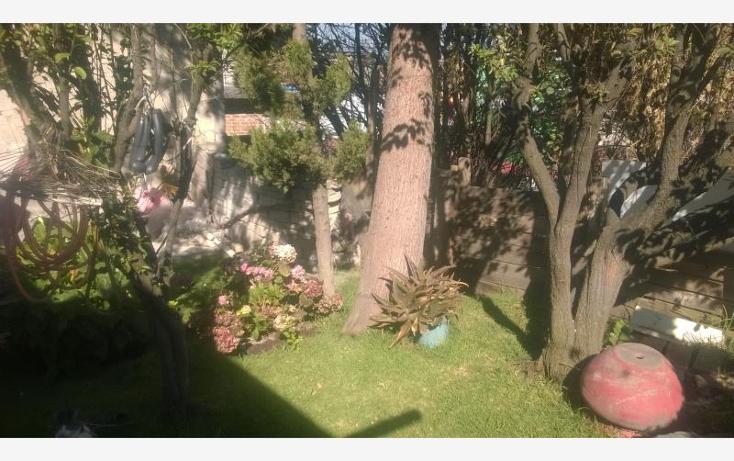 Foto de casa en venta en  208, santa cruz atzcapotzaltongo centro, toluca, méxico, 1607400 No. 11