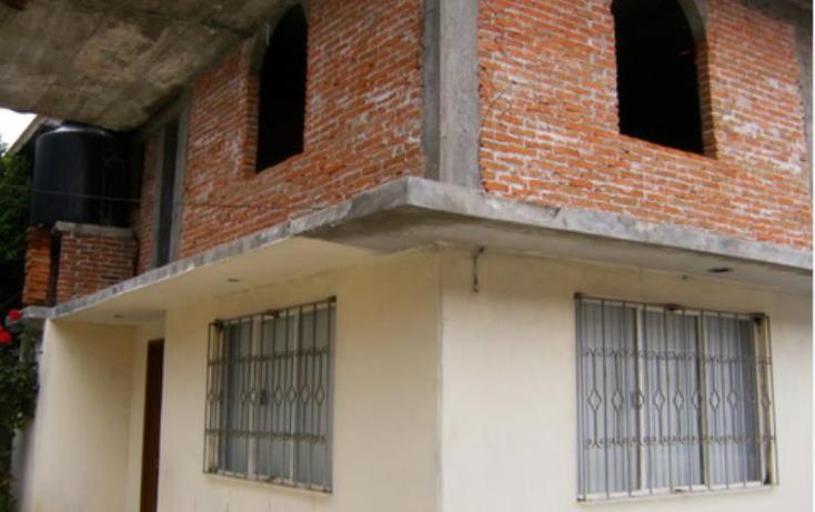 Foto de casa en venta en  208, santa rosa, apizaco, tlaxcala, 559246 No. 01