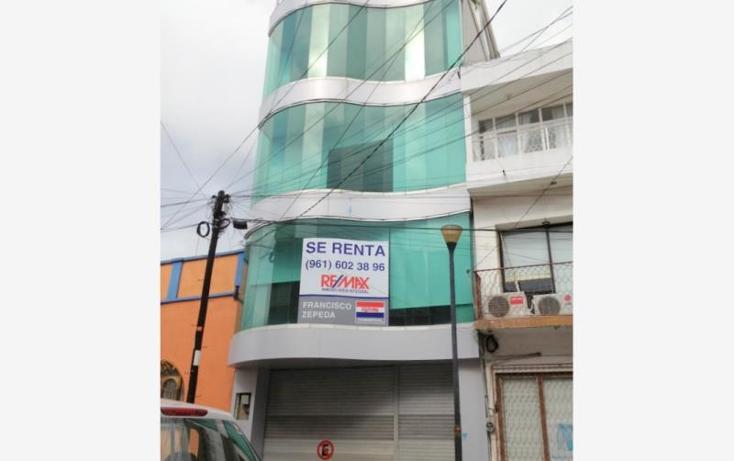 Foto de edificio en renta en  208, tuxtla guti?rrez centro, tuxtla guti?rrez, chiapas, 371444 No. 01