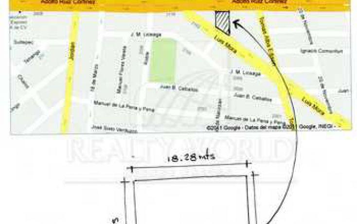 Foto de terreno habitacional en renta en 2084, obrera, monterrey, nuevo león, 1789909 no 02