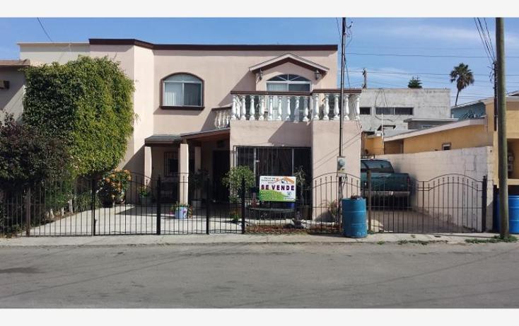 Foto de casa en venta en  209, buenaventura 2a secci?n, ensenada, baja california, 994147 No. 01