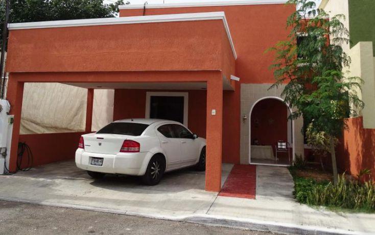 Foto de casa en venta en 21 121, méxico, mérida, yucatán, 1649874 no 01