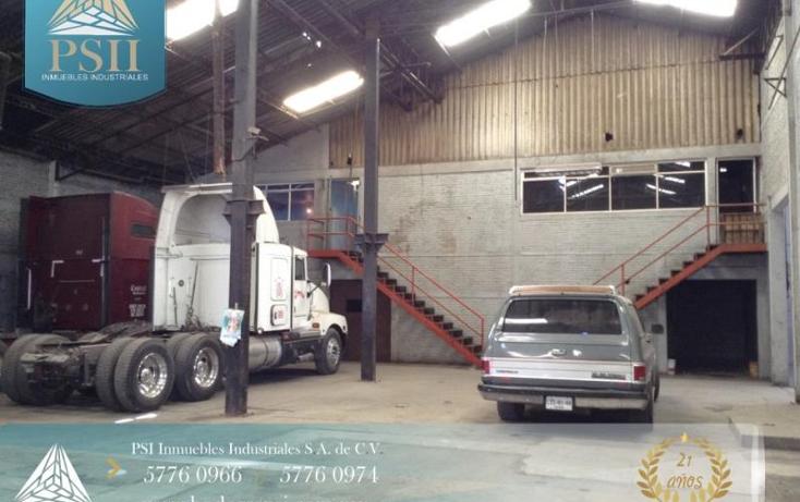 Foto de nave industrial en renta en  21, cerro gordo, ecatepec de morelos, méxico, 779249 No. 02