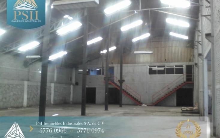 Foto de nave industrial en renta en  21, cerro gordo, ecatepec de morelos, méxico, 779249 No. 03