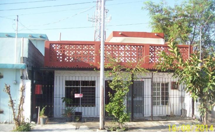 Foto de casa en venta en  , 21 de enero, guadalupe, nuevo león, 1420319 No. 01