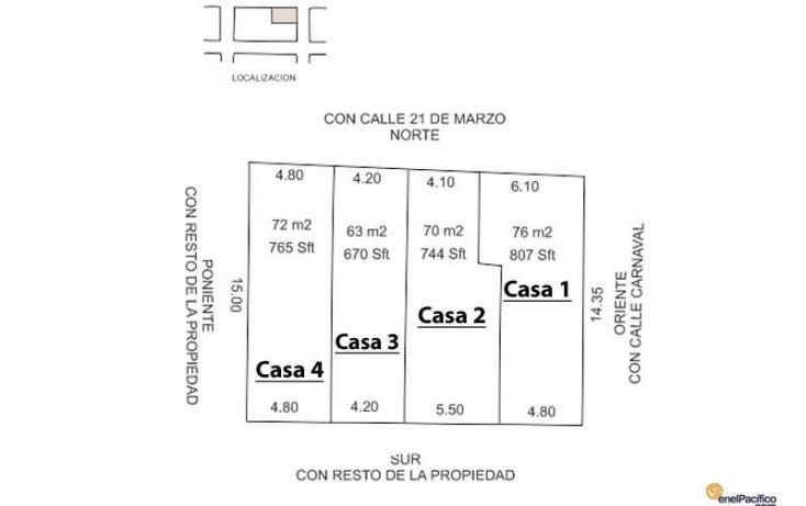 Foto de casa en venta en 21 de marzo, balcones de loma linda, mazatlán, sinaloa, 894607 no 02