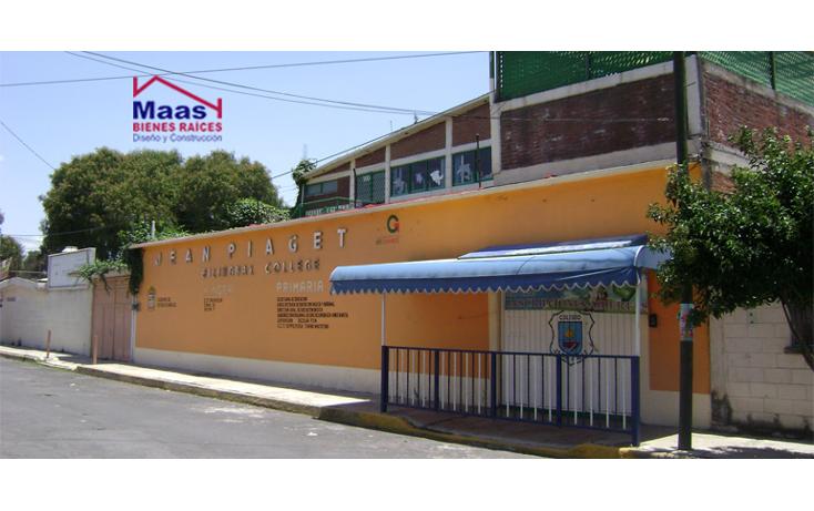 Foto de edificio en venta en  , 21 de marzo, chalco, méxico, 1779790 No. 01