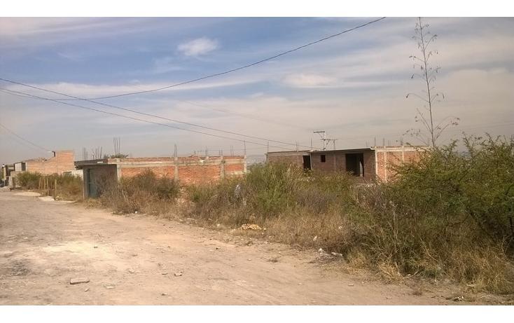 Foto de terreno habitacional en venta en  , 21 de marzo, corregidora, querétaro, 1561731 No. 01