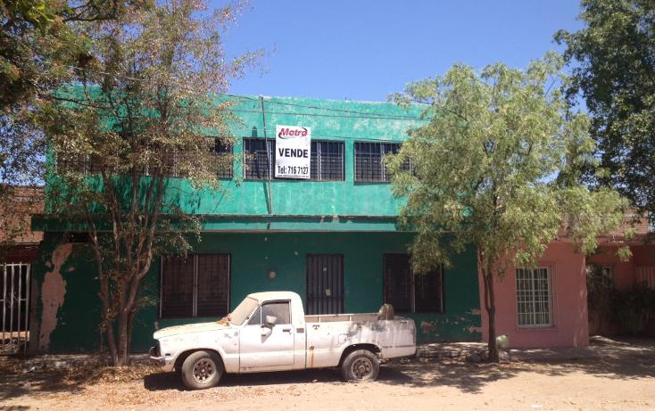 Foto de casa en venta en  , 21 de marzo, culiacán, sinaloa, 1044505 No. 01