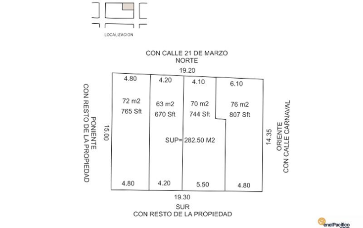 Foto de casa en venta en 21 de marzo nonumber, centro, mazatl?n, sinaloa, 610841 No. 04