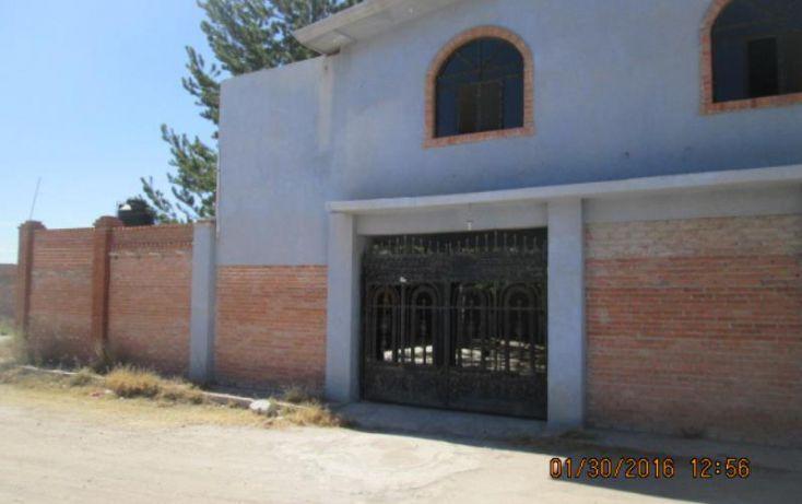 Foto de rancho en venta en 21 de marzo, villa flores, villa garcía, zacatecas, 1629274 no 01
