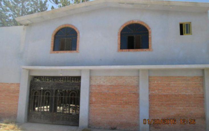 Foto de rancho en venta en 21 de marzo, villa flores, villa garcía, zacatecas, 1629274 no 02