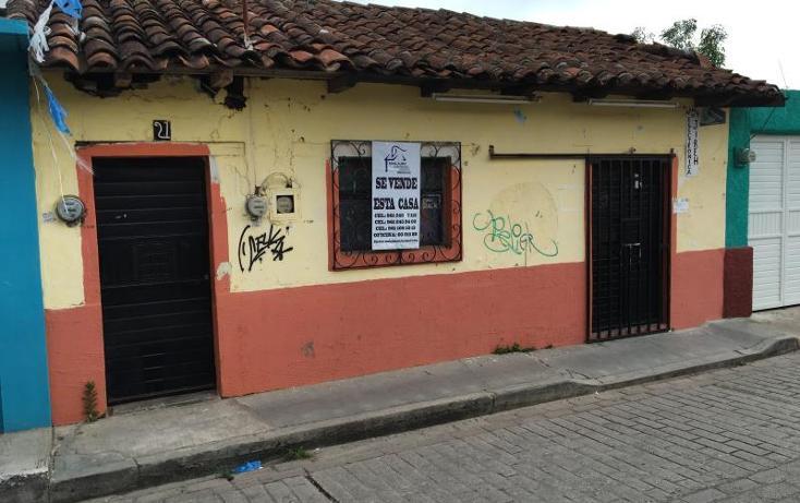 Foto de casa en venta en  21, de mexicanos, san cristóbal de las casas, chiapas, 1537488 No. 01
