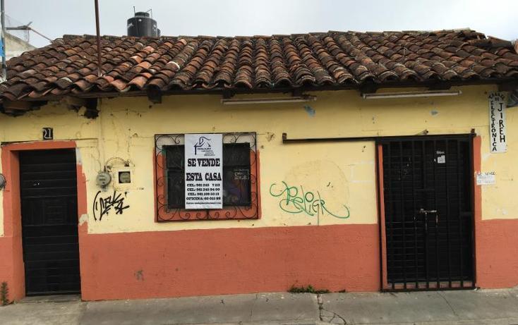 Foto de casa en venta en  21, de mexicanos, san cristóbal de las casas, chiapas, 1537488 No. 02