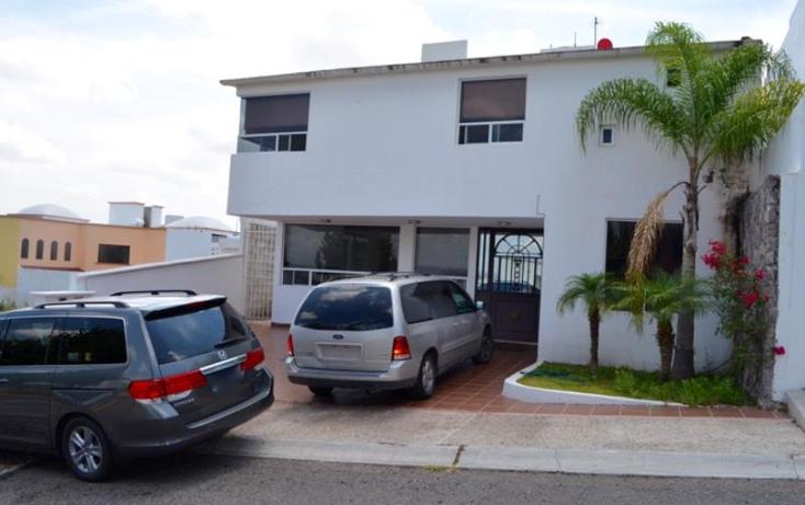 Foto de casa en venta en  21, hacienda real tejeda, corregidora, querétaro, 516093 No. 01