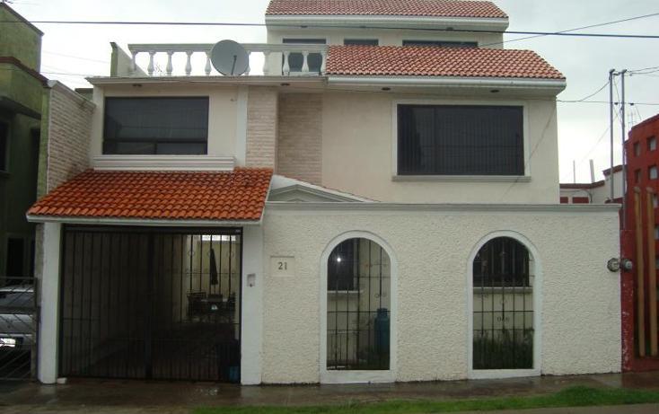Foto de casa en venta en  #21, jean charlot ii, tzompantepec, tlaxcala, 1222717 No. 01