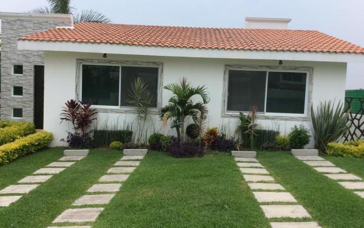Foto de casa en venta en  21, lomas de cocoyoc, atlatlahucan, morelos, 1994090 No. 01