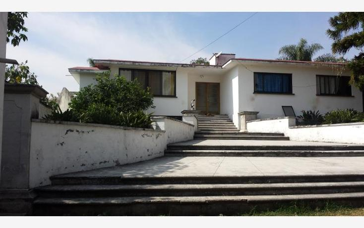 Foto de casa en venta en  21, reforma, cuernavaca, morelos, 690913 No. 01