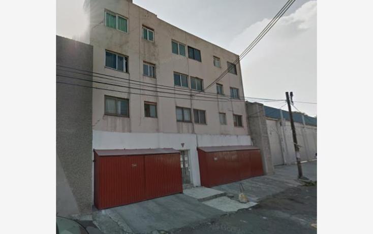 Foto de departamento en venta en  21, san miguel, iztapalapa, distrito federal, 1946810 No. 01