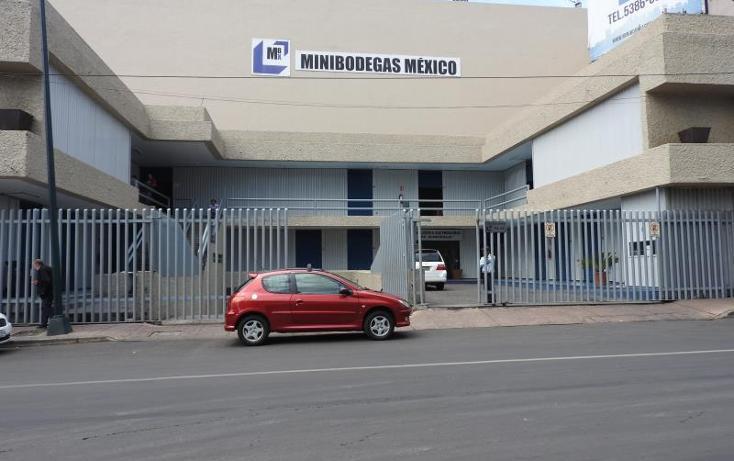 Foto de bodega en renta en  21, tacuba, miguel hidalgo, distrito federal, 2699690 No. 01