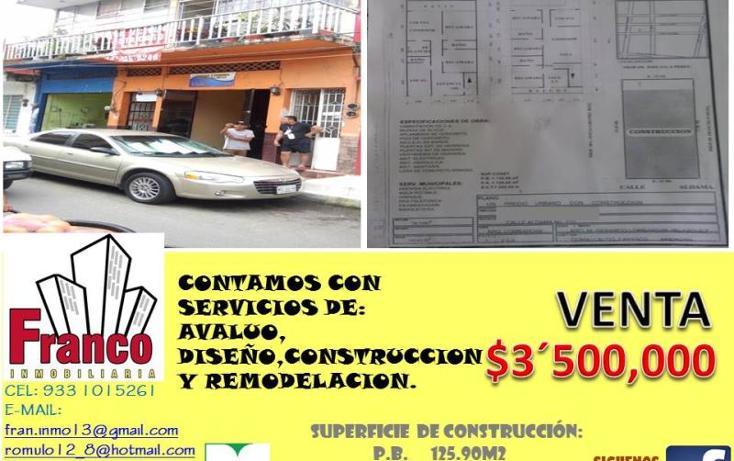 Foto de casa en venta en  210, comalcalco centro, comalcalco, tabasco, 1153393 No. 01
