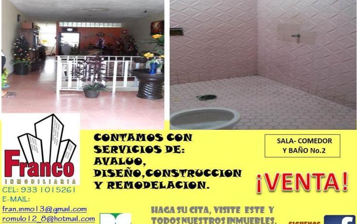 Foto de casa en venta en  210, comalcalco centro, comalcalco, tabasco, 1153393 No. 03